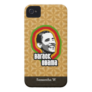 Barack Obama Throwback Case-Mate Blackberry Case