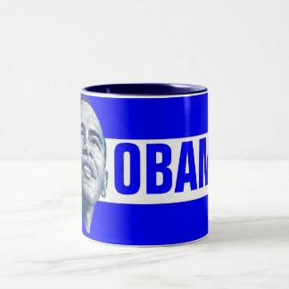 Barack Obama Two-Tone Mug
