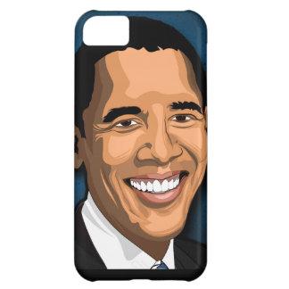 Barack Obama Vector Portrait iPhone 5C Cases