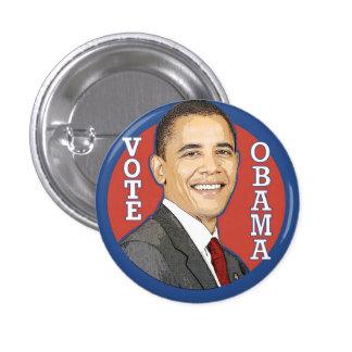 Barack Obama VOTE Button