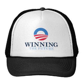 Barack Obama Winning 2012 Hat