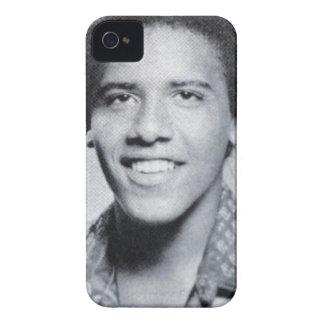 Barack Obama Yearbook Photo Case-Mate iPhone 4 Case