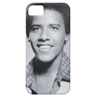 Barack Obama Yearbook Photo iPhone 5 Cases