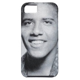Barack Obama Yearbook Photo iPhone 5 Covers