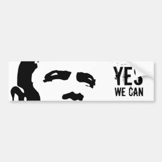 Barack Obama: YES WE CAN sticker