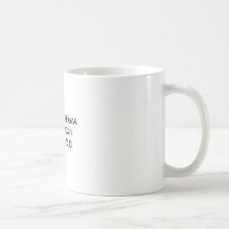 BARACK OBAMA YES WE CANYES WE DID COFFEE MUGS