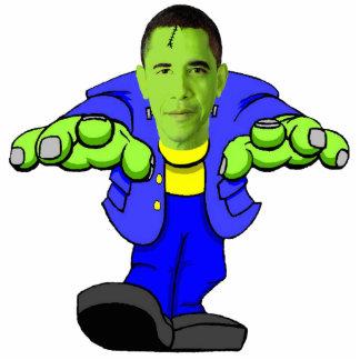Barack Obamastein Standing Photo Sculpture
