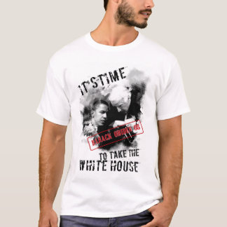 Barack Obiden Time To Take The White House T-Shirt