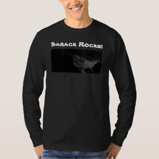 Barack Rocks! T-Shirt