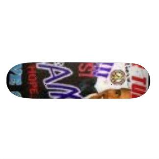 Barack Skateboard