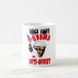 Barack The Anti-Christ Mug