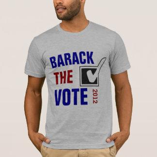BARACK The VOTE 2012 T-Shirt
