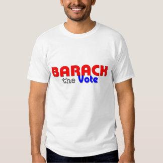 Barack the Vote T-shirt