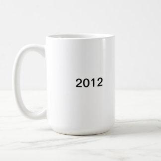 Barack 'YOU ROCK' Obama Basic White Mug