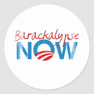 Barackalypse Now Faded.png Sticker