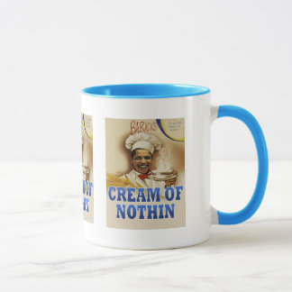 Barack's Cream of Nothin Mug