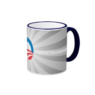 BARACKTOGENARIAN RINGER COFFEE MUG
