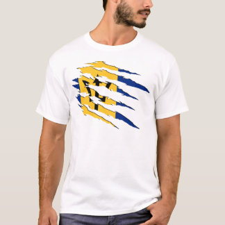 Barbadian Scar T-Shirt