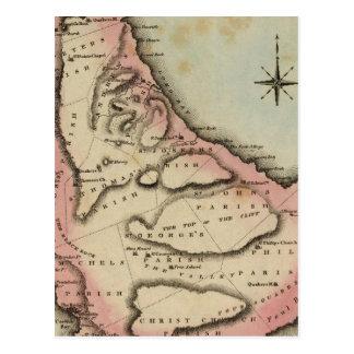 Barbadoes 2 postcard