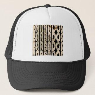 barbados1758 trucker hat