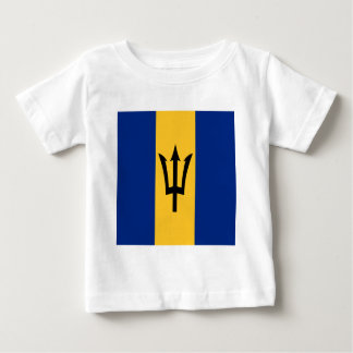 Barbados all over design baby T-Shirt