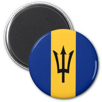 Barbados all over design magnet