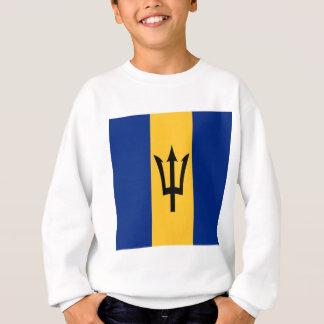 Barbados all over design sweatshirt