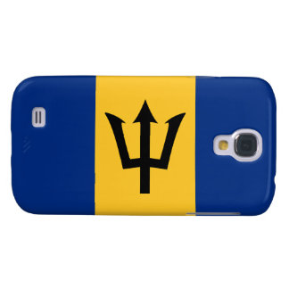 Barbados Flag Galaxy S4 Cases