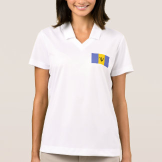 Barbados Flag Set Tees