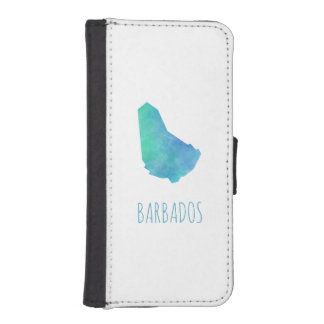 Barbados iPhone SE/5/5s Wallet Case