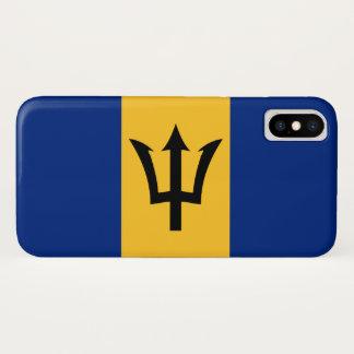 Barbados iPhone X Case