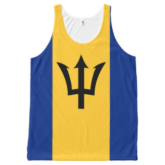 Barbados  National flag Shirt