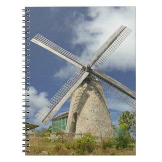 BARBADOS, North East Coast, Morgan Lewis: Morgan Spiral Notebooks