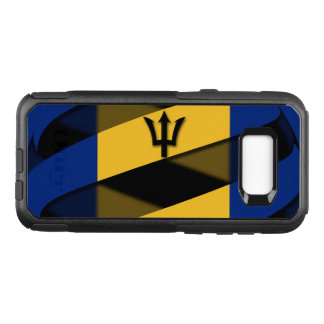 Barbados OtterBox Commuter Samsung Galaxy S8+ Case