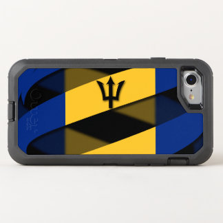 Barbados OtterBox Defender iPhone 8/7 Case