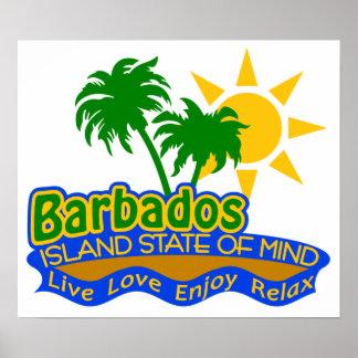 Barbados State of Mind poster