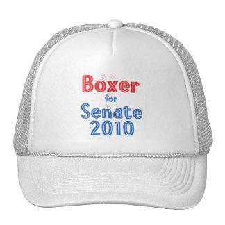 Barbara Boxer for Senate 2010 Star Design Cap
