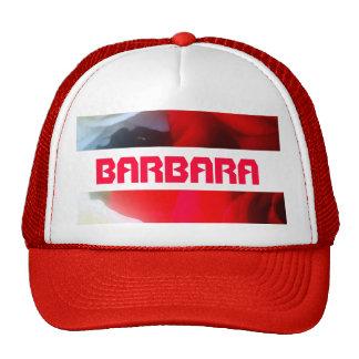 Barbara Trucker Hats