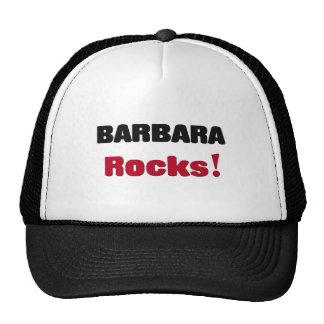 Barbara Rocks Trucker Hat