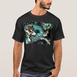 Barbarian in a Swamp T-Shirt