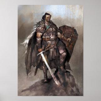 Barbarian Poster