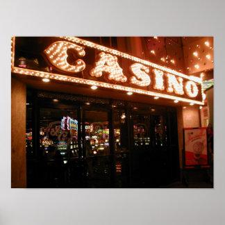 Barbary Coast Las Vegas Casino Entrance Poster