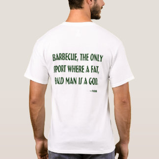 Barbecue God TShirt