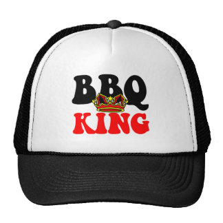 Barbecue King Cap