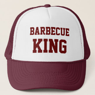Barbecue King Funny Hat