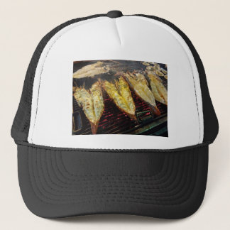 Barbecue Lobster Trucker Hat