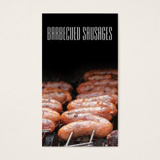 Barbecued Sausages/grill/bbq