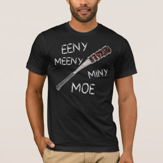 Barbed Wire Baseball Bat T-Shirt