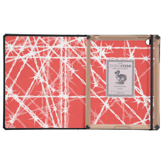 Barbed Wire iPad Covers