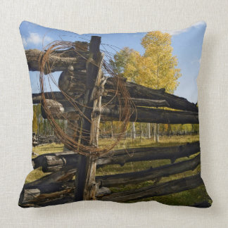 Barbed Wire Throw Cushions